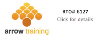 RSA RTO provider Arrow Training Services